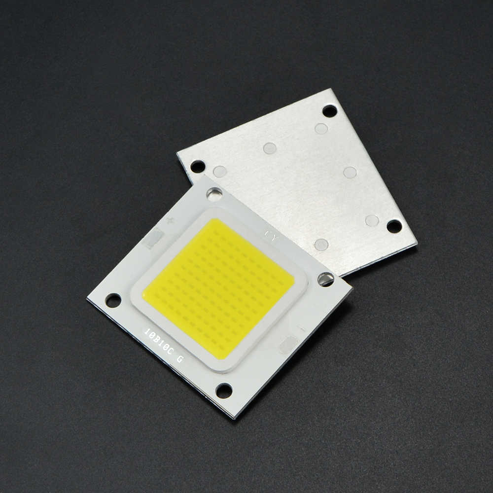 1Pcs Newest Design COB High Power 20W 30W 50W 70W 100W LED Integrated Chip lamp For outdoor Flood light Spotlight Bulb