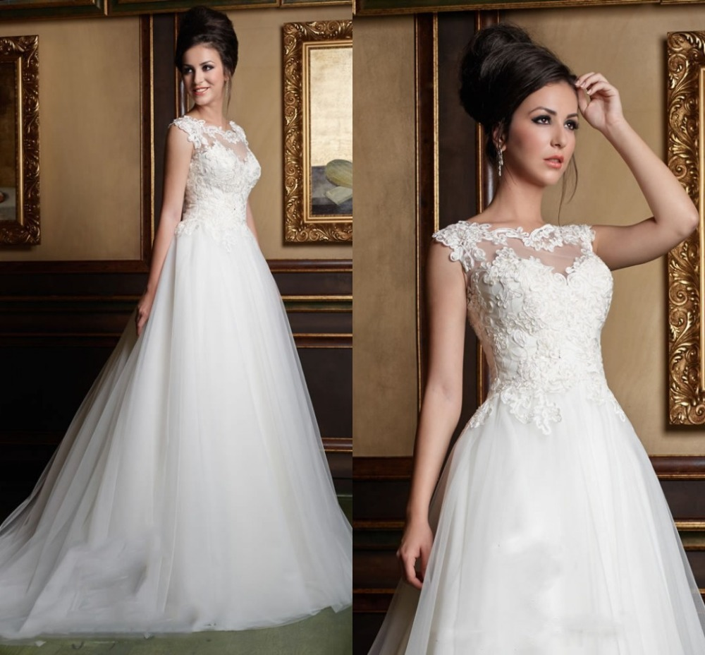 Best selling wedding dresses white sweetheart a line for Sell vintage wedding dress