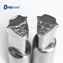 CandyLand человек молоко таблетки штампы 3D удар пресс-форма конфеты пробивая штампы Пользовательский логотип таблетки штамп планшет удар штампа TDP0 машина плесень