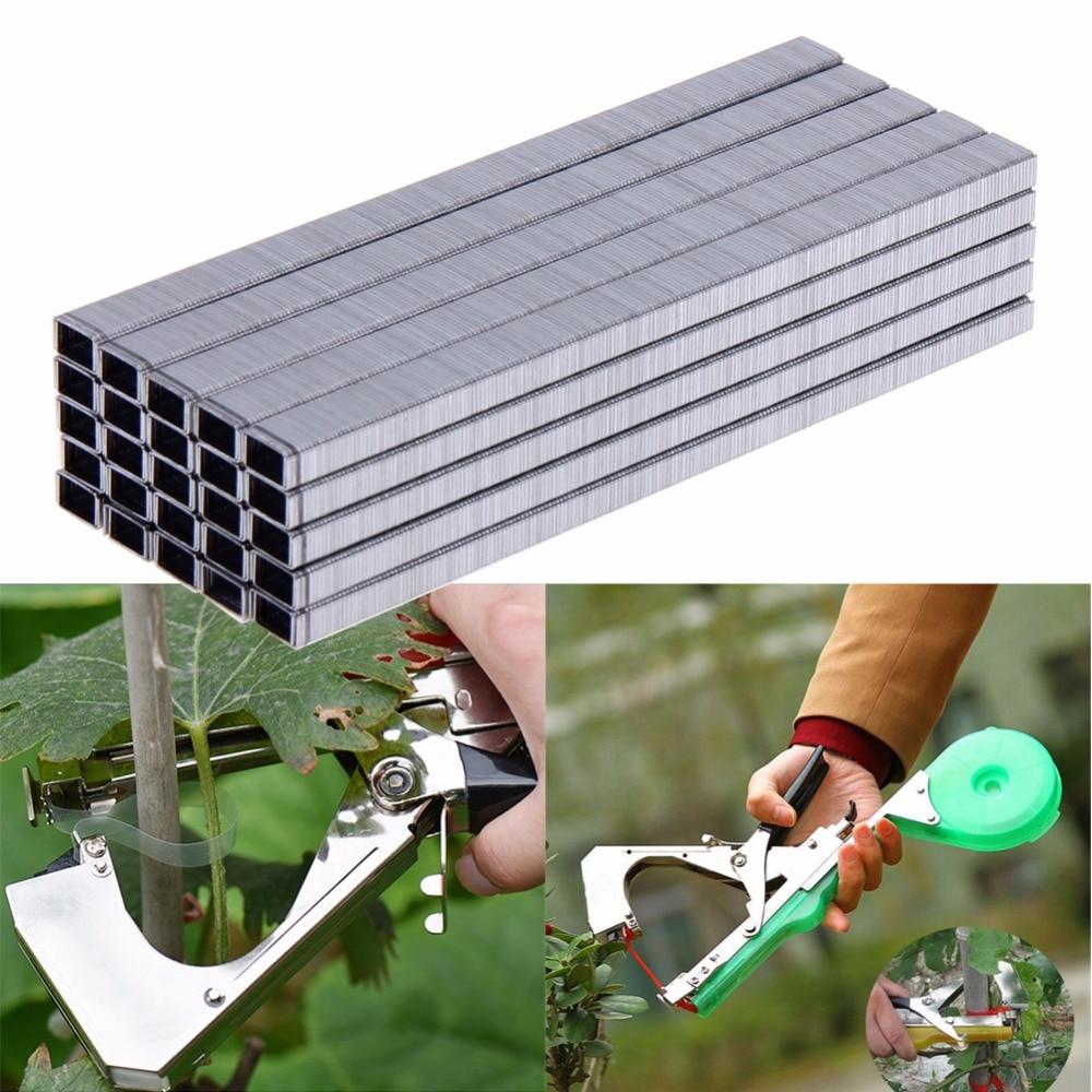 Garden Tools Plant Tying Tapetool Tapener Machine Branch Hand Tying Machine Tapetool Tapener Packing Vegetable Stem Strapping