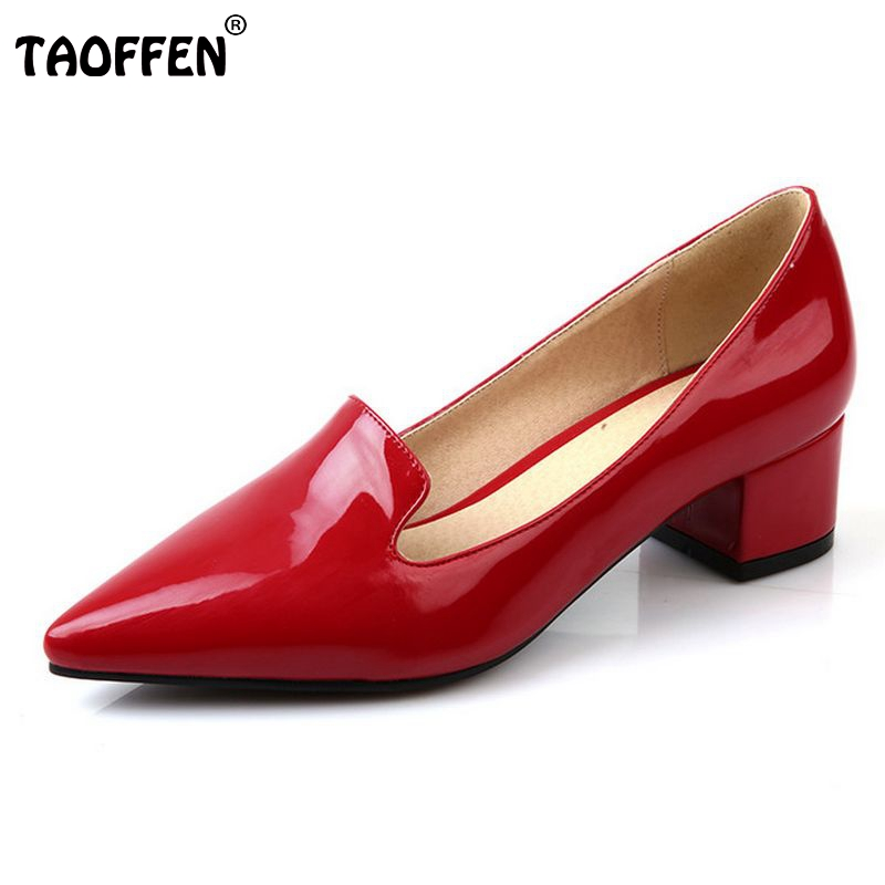 ladies leisure high heel shoes pointed toe lady loafers sexy spring women pumps brand footwear shoes size 33-48 P16180 new 2017 spring summer women shoes pointed toe high quality brand fashion womens flats ladies plus size 41 sweet flock t179