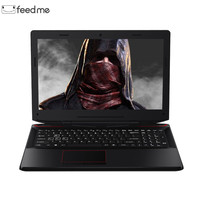 feed me 15.6 inch Gaming Laptop Nvidia GTX1060 Intel I7 7700HQ DDR4 6G Video Card Laptop For Game Office Work HDMI 4K video RJ