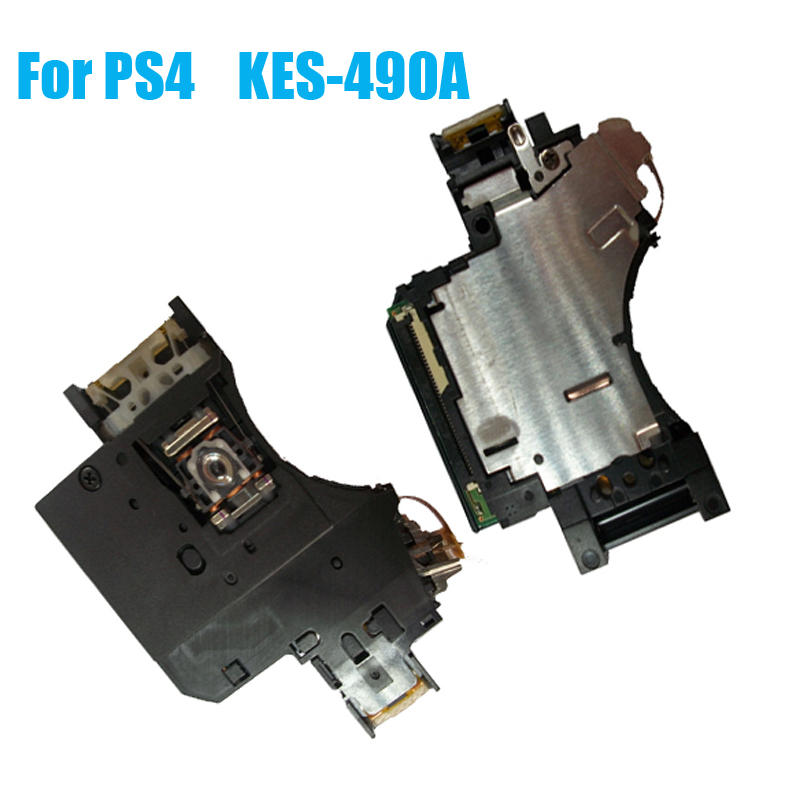 50PCS Replacement Optical Laser Lens For PlayStation 4 for PS4 KES-490A KES 490A KEM 490 Games Console