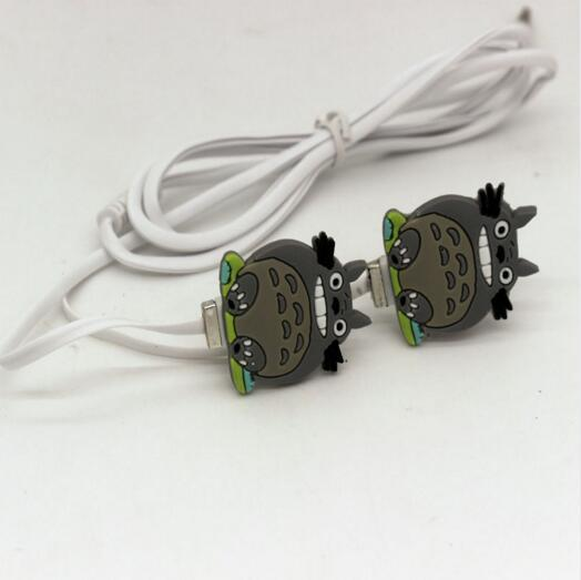 Birthday Gift My Neighbor Totoro Universal In Ear 35mm Earphone For Phones MP3 MP4