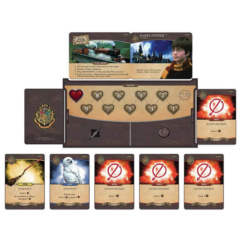 Harri Potter Playing Cards Funny Movie Cards For Board Game Beautiful Card Game Educational Toys For Family Gatherings