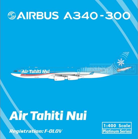 Sale: Phoenix 11219 Tahiti A340-300 F-OLOV 1:400 commercial jetliners plane model hobby phoenix 11006 asian aviation hs xta a330 300 thailand 1 400 commercial jetliners plane model hobby