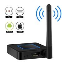 Car Auto Wireless HDMI Multi Screen Mirroring AV RCA chromecast tv stick AirPlay DLNA Dongle 1080P Wifi Linux 2.4G 5.8G streamer