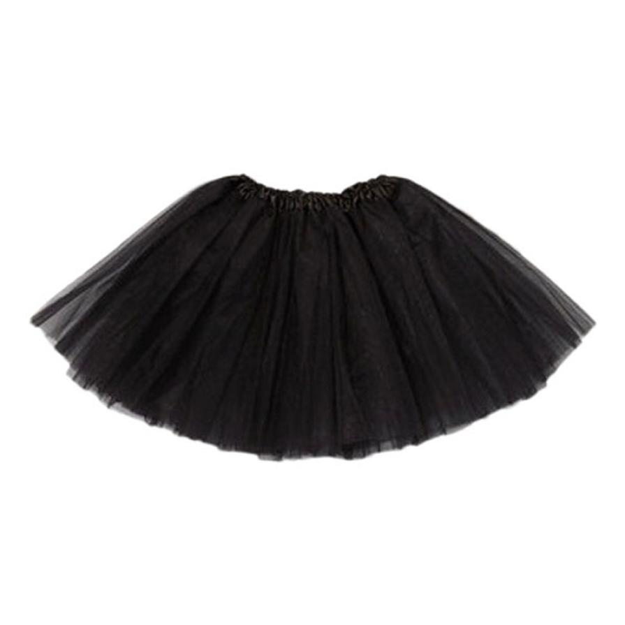 2019 Hottest Girl Princess Petti Skirt Party Ballet Tutu Skirt Mini Baby Kids For Girls Candy Color mini Skirt Tutu Skirt