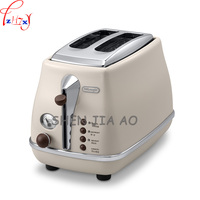 1pc 220V 900W Home CTO2003 toaster toaster 2 breakfast toast driver automatic toast