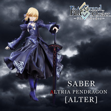 Fate Grand Order Saber figure(hands can change and not change)
