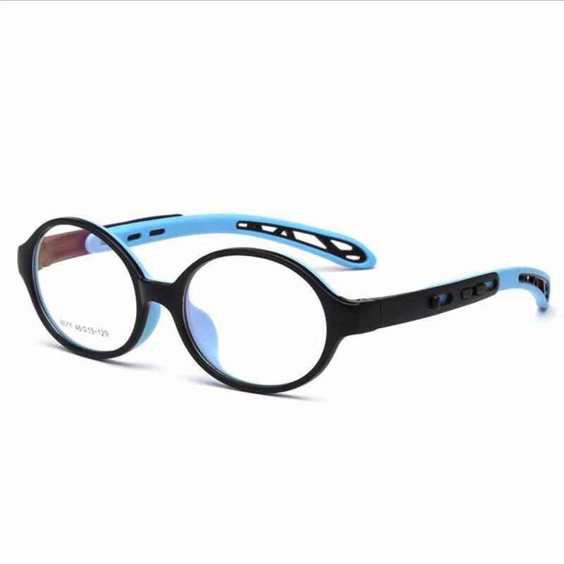 A Scomparsa Della Ragazza Del Ragazzo Occhiali Da Cornice Per I Bambini Tr90 Silicone Ovale Miopia Cornice Del Capretto Occhiali Da Vista Oculos De Grau