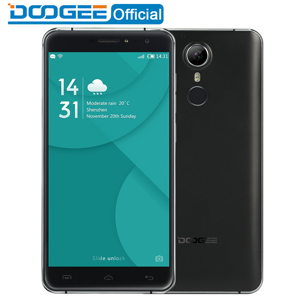 DOOGEE F7 pro mobile phones 5.7Inch FHD 4GB RAM+32GB ROM Android6.0 Dual SIM MTK6797 Deca Core 21.0MP 4000mAH GSM WCDMA LTE WIFI