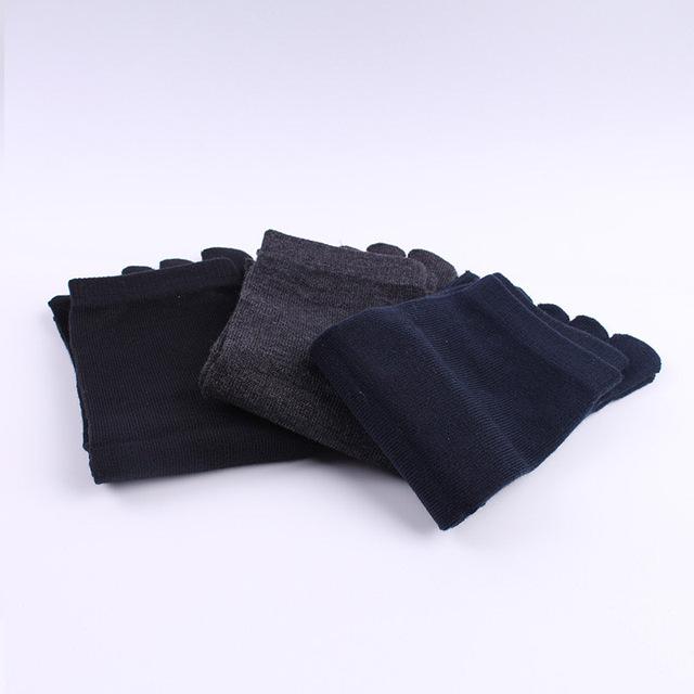 Men's Finger-Separated Long Socks