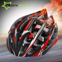RockBros Bicycle Helmet 3 Colors Outdoor Sports Cycling Helmet MTB Mountain Road Bike Helmet Riding Casco