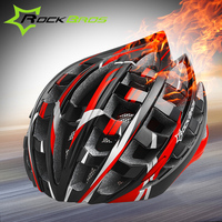 RockBros Bicycle Helmet 3 Colors Outdoor Sports Cycling Helmet MTB Mountain Road Bike Helmet Riding Casco