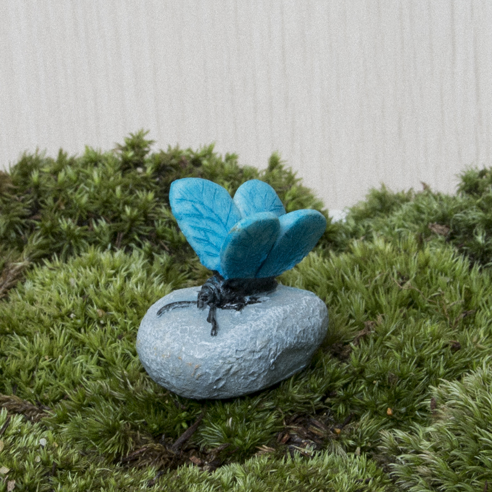 Aliexpress.com : Buy Miniature Butterfly Decoration Ornament Potted ...
