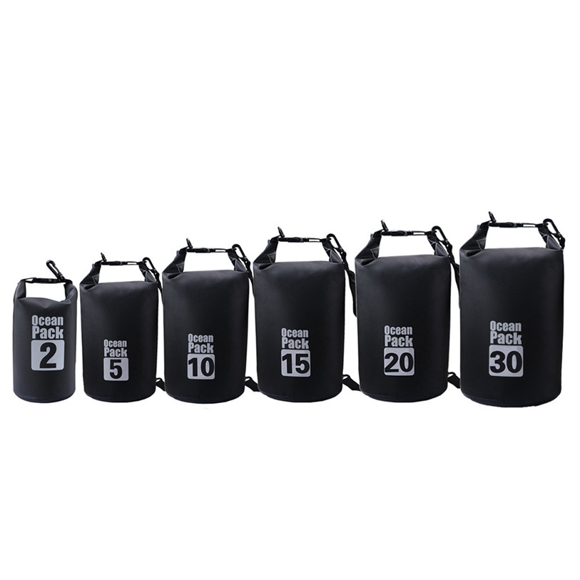 Waterproof Dry Bag Outdoor Sport Swimming Rafting Kayaking Sailing Canoe Outdoor Cycling Bicycle Accessories High Quality May 10