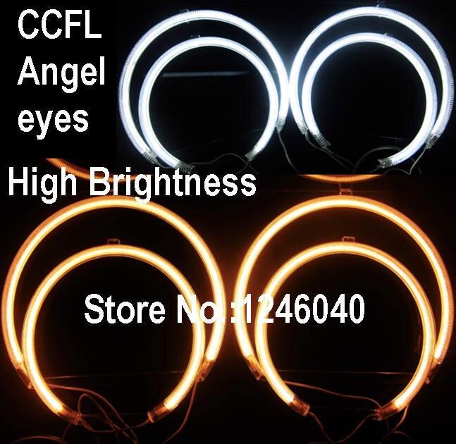 2 127mm 2 158mm ccfl angel eyes halo ring kit for bmw e53. Black Bedroom Furniture Sets. Home Design Ideas