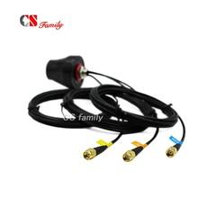 Multi band GPS GSM Antenna WiFi, IP67 impermeabile, gsm gps wifi auto antenna W/wifi(RPSMA maschio),GSM/GPS(SMA maschio)