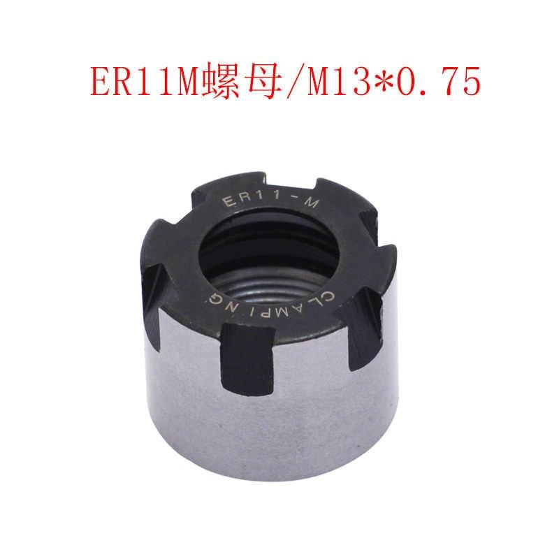 ER8 ER11 ER16 إيه ER25 ER32 ER40 A م أم ER11MS ER16MS ER20MS الجوز إيه كوليت الجوز ل لقط cnc الطحن تحول كوليت الطبطبات