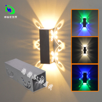 Modern Wall Led Dining Room Bedroom Background Wall Lamp Corridor KTV Bar Lamp