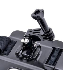 Image 3 - GoPro Kit di Accessori Per Go Pro SJCAM SJ4000 SJ5000 SJ7000 Action Camera accessori Pacchetto Set Per Hero 1 2 3 3 + 4 Xiao Mi Yi