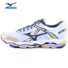 MIZUNO Sneakers Women's Mesh Beathable Cushioning Sports Shoes WAVE ENIGMA 4 (W) Stability Light Running Shoes J1GD140211 XYP261