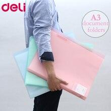 Presentation Folder Document-Booklet Vertical Deli Data A3 Insert 60/40-Page 297--420mm