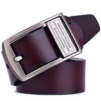 Mens Designer Leather Belt Brown Leather Belt Luxury Belts Mens Designer Buckle free Adjustable Designer Men High ACC6032