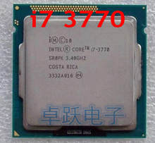 Intel Core i7 3770 3.4GHz 8M 5.0GT/s LGA 1155 SR0PK CPU processeur d'ordinateur de bureau(China)