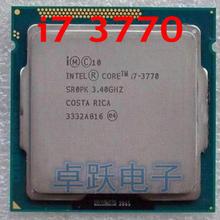 Original Intel CPU CORE i7 4770K Processor 3.50GHz 8M Quad-Core i7-4770K Socket 1150