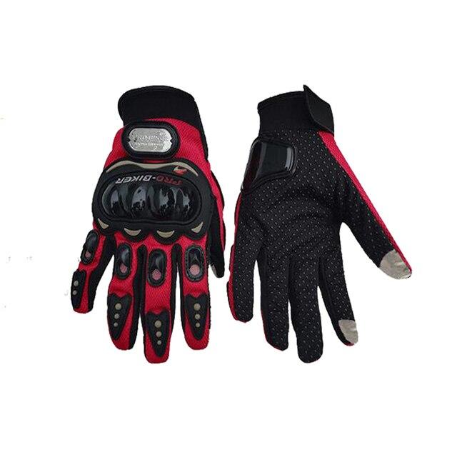 Men's Pro Biker Gloves 6