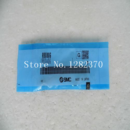 [SA] New Japan genuine original RB0806 SMC buffer stock --3pcs/lot [sa] new japan genuine original smc solenoid valve vqd1131w 5m m5 spot 2pcs lot