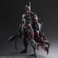 Batman Figure Gogues Gallery Two Face Batman Play Arts Kai Play Art KAI PVC Action Figure Bat Man Bruce Wayne 26cm Doll Toy