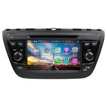 "7"" Android 7.1.2 Quad Core 2GB RAM Car Radio Multimedia Player GPS Navigation Camera For Suzuki Swift 2011 2012 2013 2014 2015"