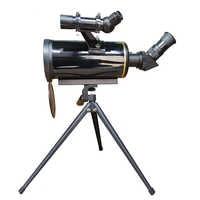 Kompakte 90/1000 Maksutov-Cassegrain Astronomische Teleskop Lange Fokus Monokulare mit 5x24 Sucherfernrohr Raum Beobachtung Werkzeuge
