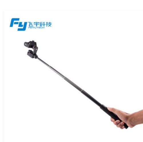 Feiyu Telescopic Extension Rod Selfie Stick for Feiyu G5 G6 SPG WG2 Handheld Gimbal 3-axis Stabilizer Accessories monte mount roller ball pen luxury office supplies writing ball pens gift
