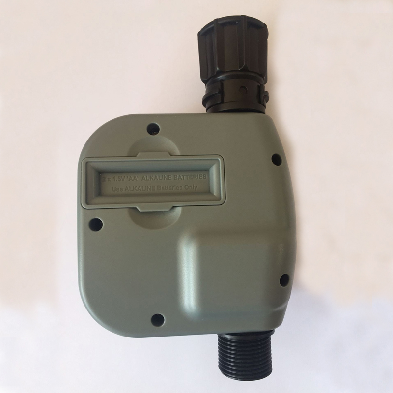 high quality LCD waterproof water valve timer in Garden Water Timers from Home Garden