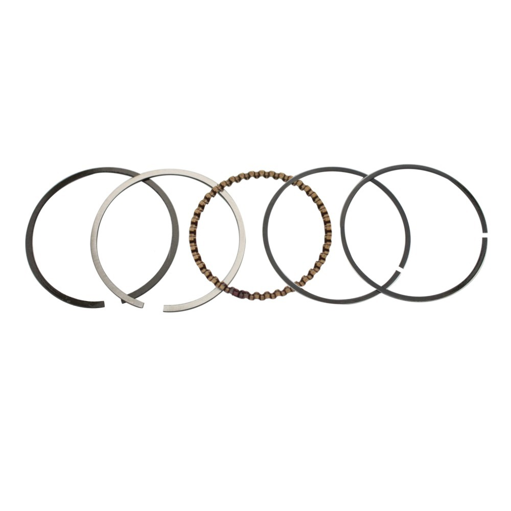 GOOFIT Piston Ring Set for CG 125cc ATV Dirt Bike & Go