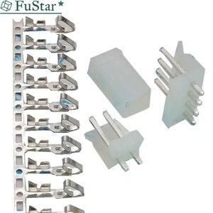 10 zestawów 2139 CH3.96 2/3/4/5/6/7/8/9/10 złącze pinowe 3.96MM PITCH prosty pin header + obudowa + terminal ch3.96-2 p/3 p/4 p/5 p/6 p