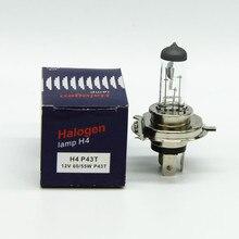 55 Вт H1 H7 H11 9006 автомобильные галогеновые лампы 65 W 9005 60/55 w H4 Автомобильная галогеновая 4300 k фар