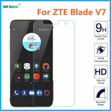 """Для zte Blade V7 закаленное стекло 5,2 дюймов HD на экран протектор для zte Blade V 7 5,"""" 9 H защитная Пленка чехол"""