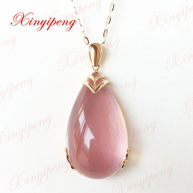 rose the original pink boogie polished a pendant point index quartz rocks