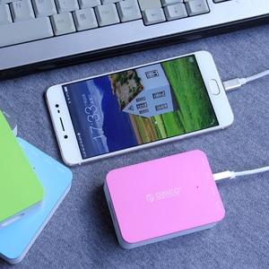 Image 3 - ORICO שולחן העבודה USB מטען נייד אוניברסלי חכם טעינה 4 יציאות מטען עבור סמסונג Xiaomi Huawei Tablet