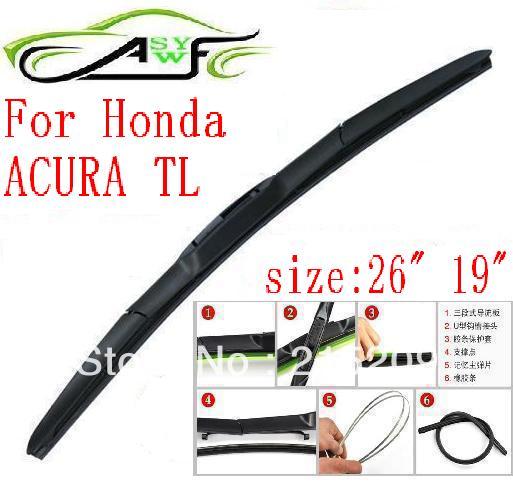 free shipping auto car windshield wiper blade for honda acura tl rh aliexpress com Acura TL Grill Acura TL 6-Speed Manual