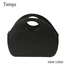 2019 Tanqu New O bag moon Body with waterproof inner pocket for Women Bag Fashion Handbag O moon classic 2019 tanqu new o bag moon body with waterproof inner pocket long chain handle for women bag o moon classic obag