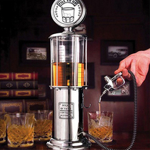 Creative Tage Novelty Fill 'er Up Gas Pump Bar Drinking Alcohol Liquor Dispenser