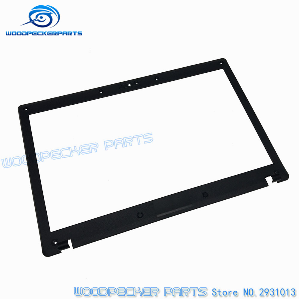 New Original Laptop B shell cover housing <font><b>case</b></font> for <font><b>Lenovo</b></font> <font><b>G560</b></font> G565 Screen LCD Display Front Bezel Cover image