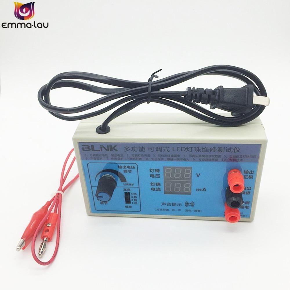 Circuit Breaker Finders Objective Ac 220v Led Tv Backlight Tester Led Strips Screen Backlit Test W Voltage Display