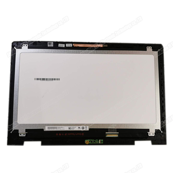 Free shipping For Dell Inspiron 15 5568 5578 5579 P58F 15.6''FHD LCD Display Screen Touch Glass Digitizer Panel Assembly+Frame